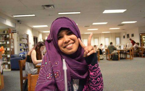 Exchange Student Jumaira Husin