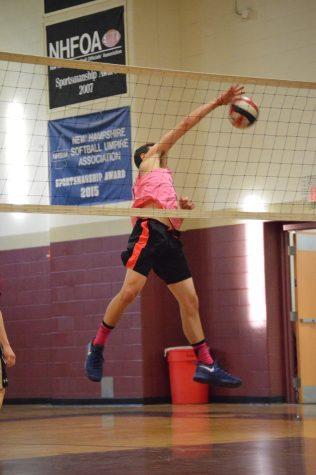 Volleyball Season Begins