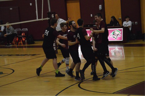 Goffstown Boys Volleyball Hope to End Season with a W