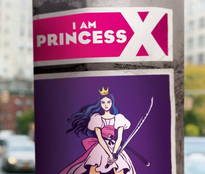 I+Am+Princess+X+by+Cherie+Priest
