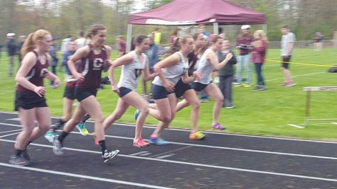 GHS Home Track Meet
