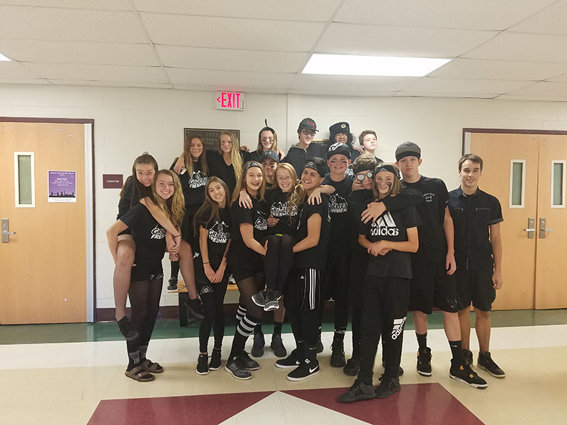 Freshmen+celebration