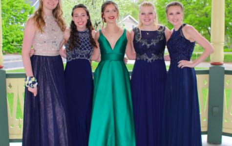 The Prom Dress Dilemma