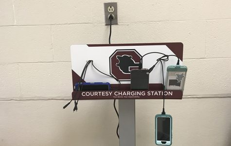 Charging the Halls of GHS!