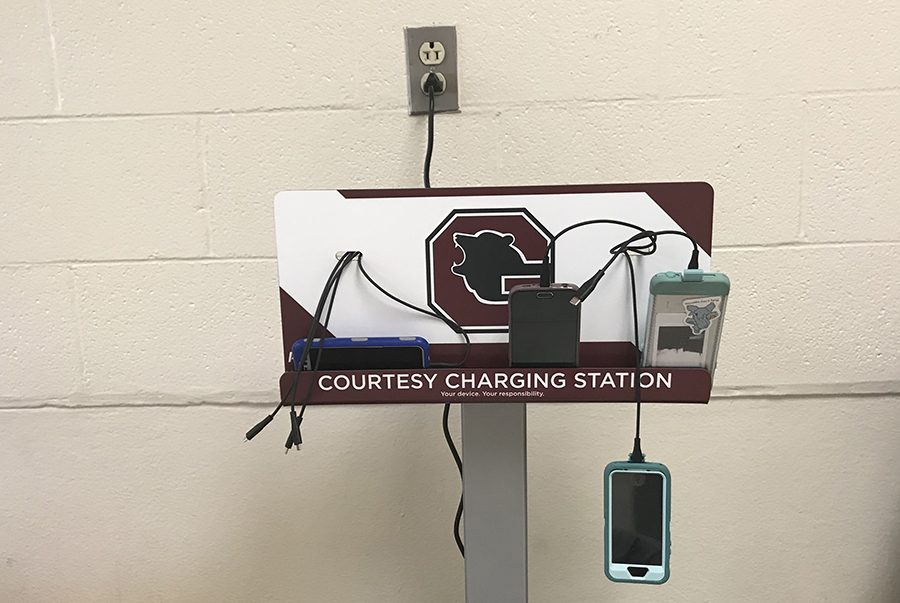 Charging+the+Halls+of+GHS%21