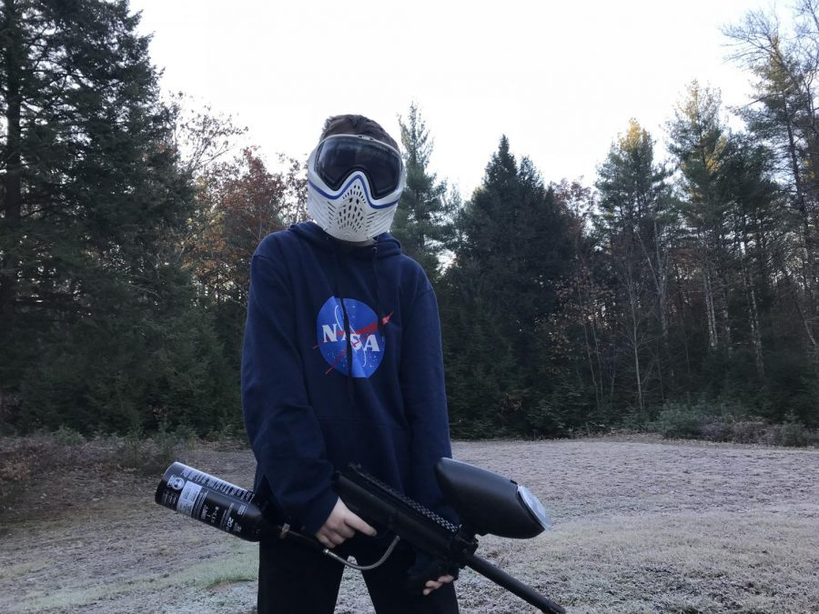 Potential for Paintball