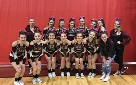 Goffstown Varsity Cheer Faces Challenges