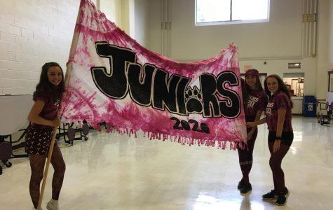 The Juniors' Homecoming