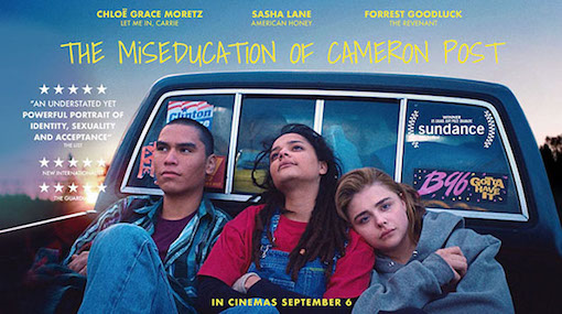 Movie Review: The Miseducation of Cameron Post