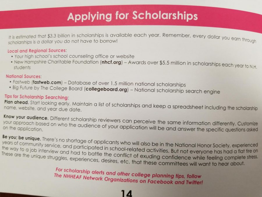 It's Time to Apply for Scholarships!
