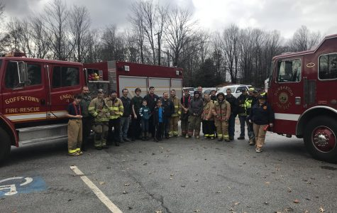 Fire Explorers Explore