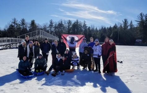 GHS Cross Country Takes Winter Carnival Outside