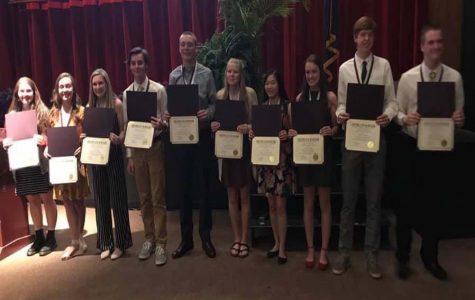 Academic Awards Ceremony 2019