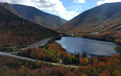 Leaf Peeping in New Hampshire