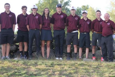 The GHS Golf Team Tees Off Into A New Year