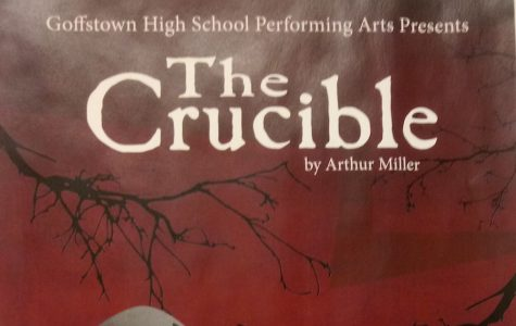 "GHS Presents ""The Crucible"""