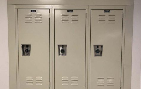 GHS Removes Lockers Over the Summer