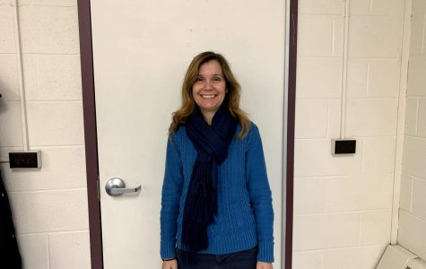 Ms. Webber Joins GHS