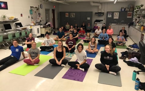 Yoga Nights at Goffstown