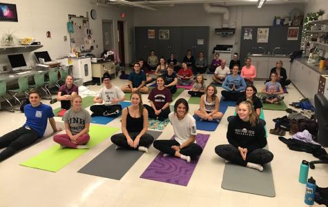 Yoga Nights at Goffstown