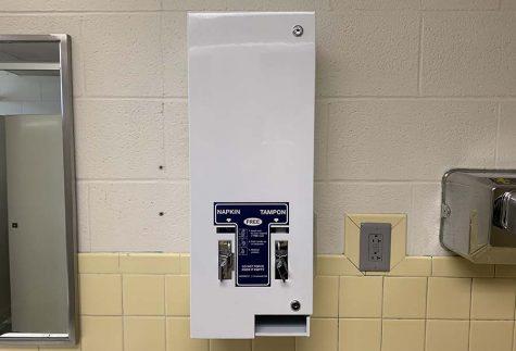 Feminine Products In NH School Bathrooms