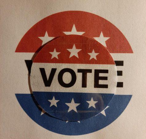 Voting Sticker