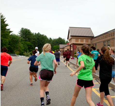 Club Spotlight: Walk/Run Club
